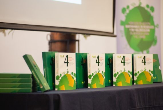 En la UTEM presentan libro que analiza la gestión sustentable de residuos en Chile y América Latina