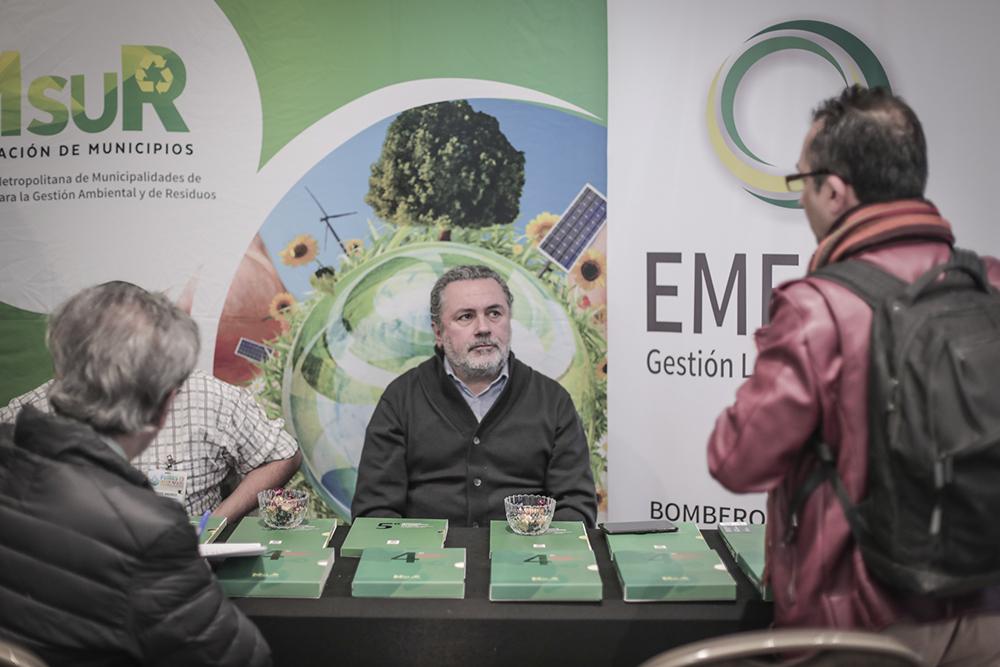 MSUR Y EMERES participan en FIMAS 2019: Foro y Feria Internacional del Medio Ambiente y la Sustentabilidad