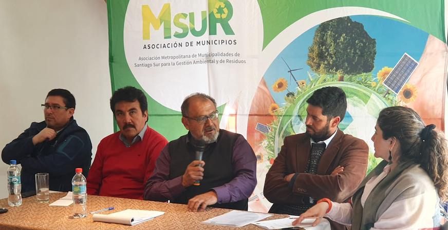 Taller organizado por Msur aborda alcances de Estudio para Licitación de Contratos de Disposición Final ejecutado por GESCAM