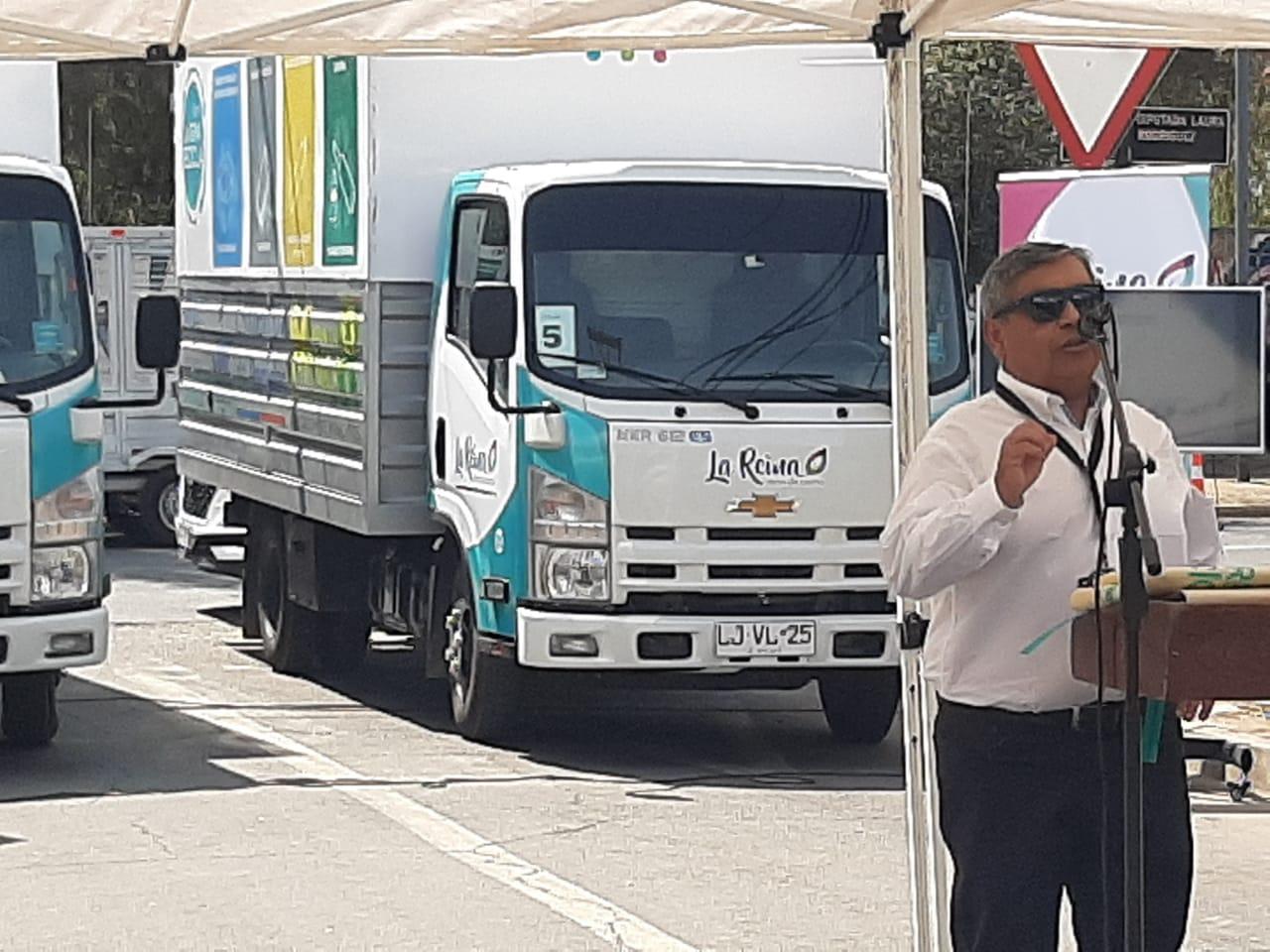 La Reina lanza oficialmente Programa de Reciclaje con apoyo de Msur