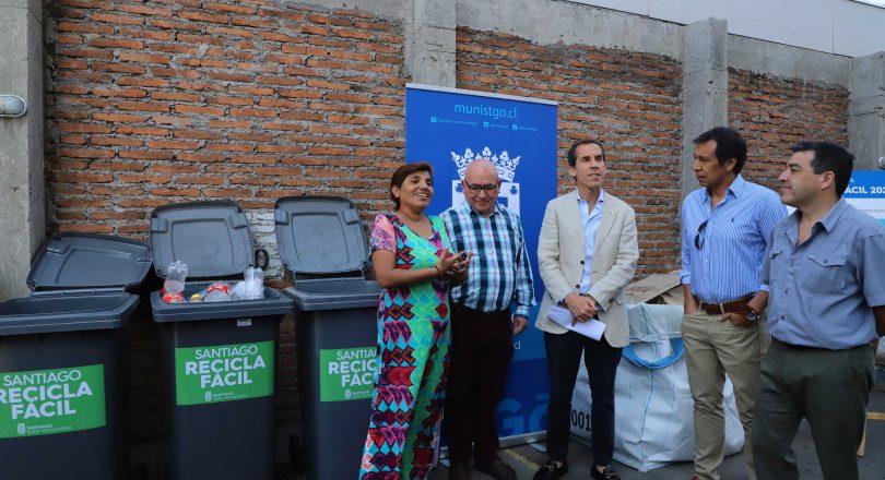 Programa Msur Recicla celebra su primer aniversario ampliando su cobertura